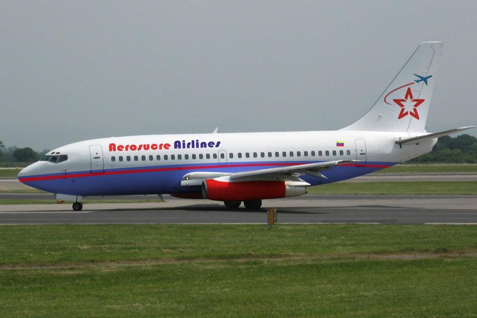 Pesawat Terbang Boeing Tipe 737-100/200