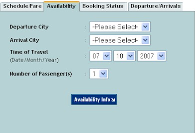 Booking tiket Garuda