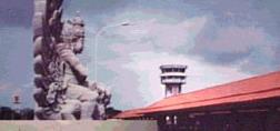 Nyepi, Bandara Ngura Rai Bali Tutup