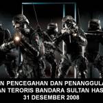 Hasanuddin Airport Latihan Cegah Teroris