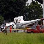 Helicopter Super Puma Pelita Air Service Jatuh