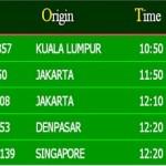 Jadwal Penerbangan Online Bandara Adisutjipto