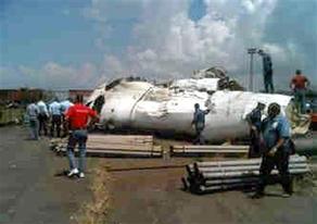 Venezuelan Plane Crash Kills 14