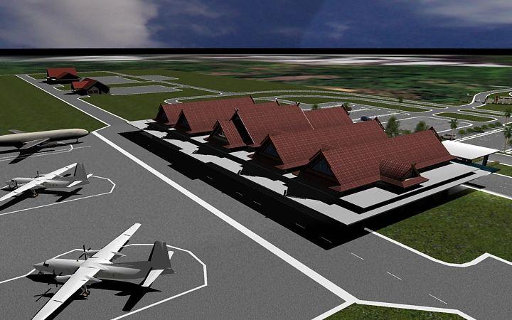 Lokasi Bandara Kulonprogo
