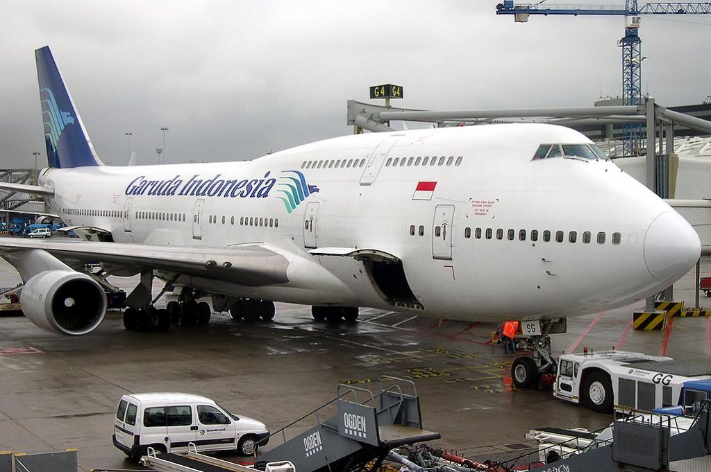 Tahun 2013 Garuda Indonesia Untung Rp 112 Miliar