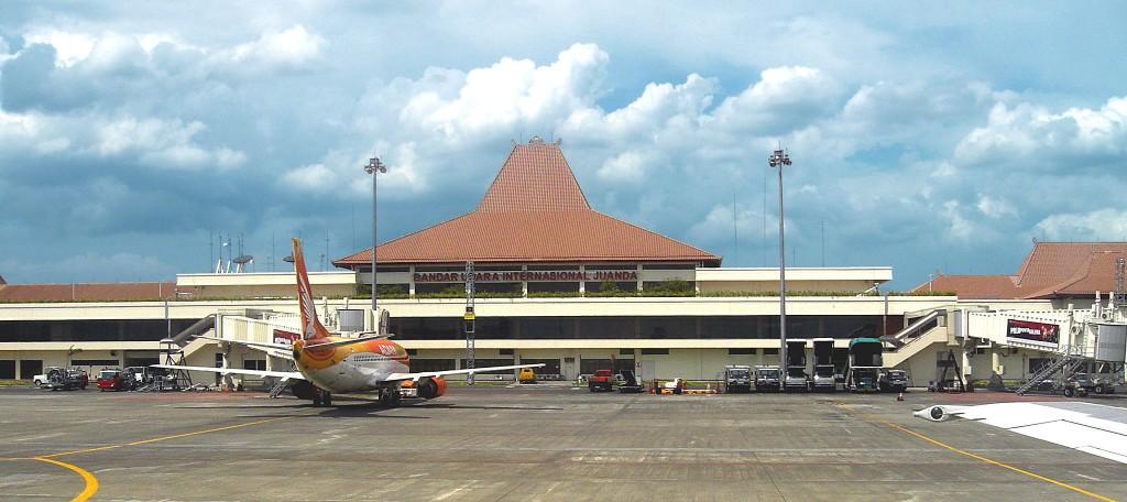 Bandara Juanda  meraih Excellent Service Experience (ESE) Award 2015