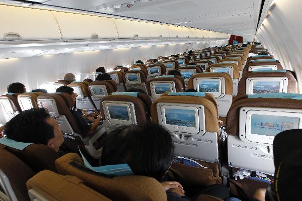 Tips Menjaga Keselamatan di Kabin Pesawat