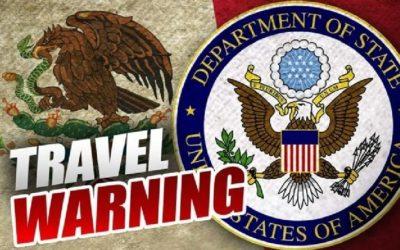 Amerika Mengeluarkan Travel Warning