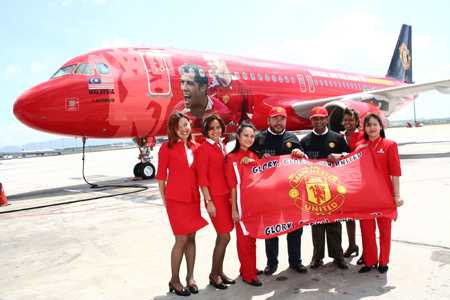 Mandala Airlines, Air Asia Rubah Layanan Low Cost Carrier