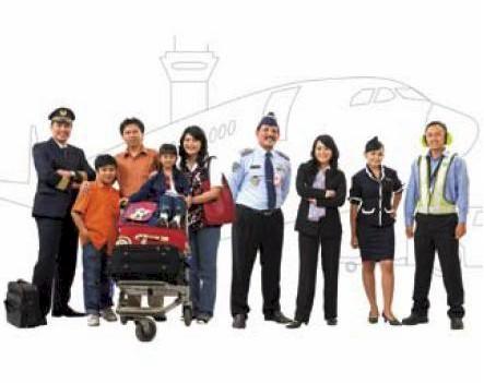 Semua Bandara Angkasa Pura II Disertifikasi