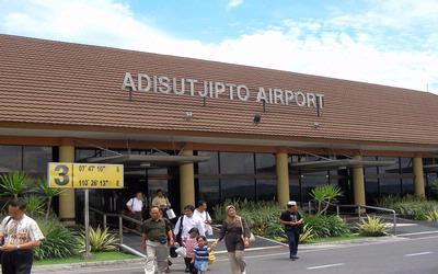 Bandara Adisutjipto Ditutup Sampai 15 Nopember