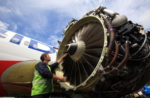 Debu Vulkanik Bisa Merusak Mesin Pesawat