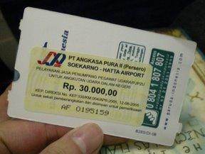 PJP2U Domestik Bandara Adisutjipto Rp. 35.000,-