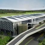 Semua Area Terminal Baru Bandara Sepinggan Terpantau CCTV