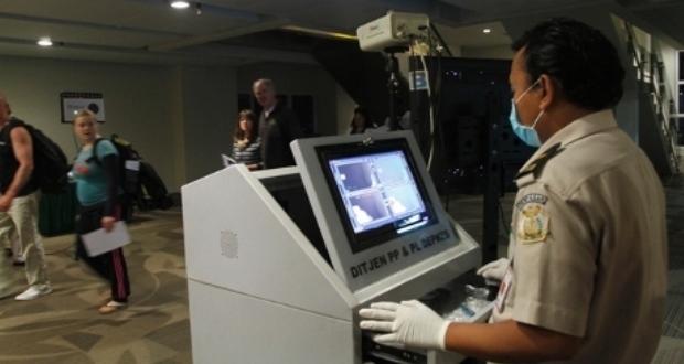 Cegah Virus MERS Bandara Adi Soemarmo Pasang Thermo Scanner
