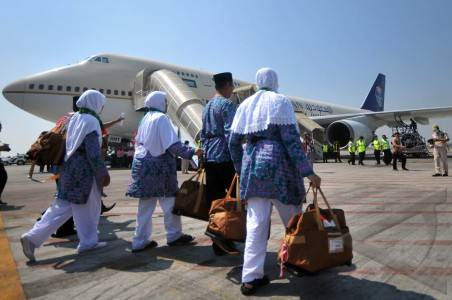 Jadwal Keberangkatan dan Kepulangan Jamaah Haji Embarkasi Surabaya 1435 H / 2014 M